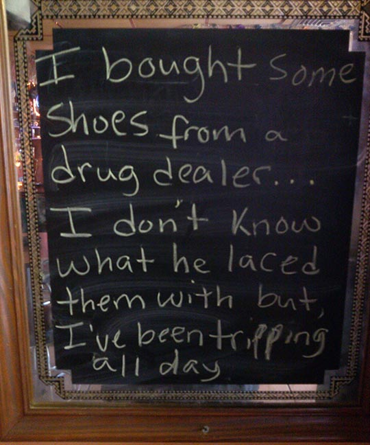 cool-restaurant-sign-shoe-dealer