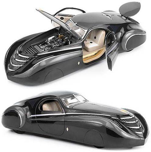 1939 Duesenburg Coupe Simone