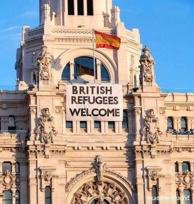 Nicely done, Spain