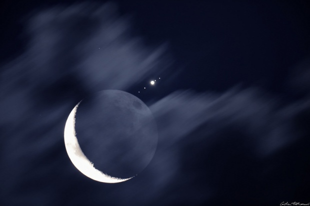 was captured by Cristian Fattinnanzi on the 15th of July 2012, before dawn