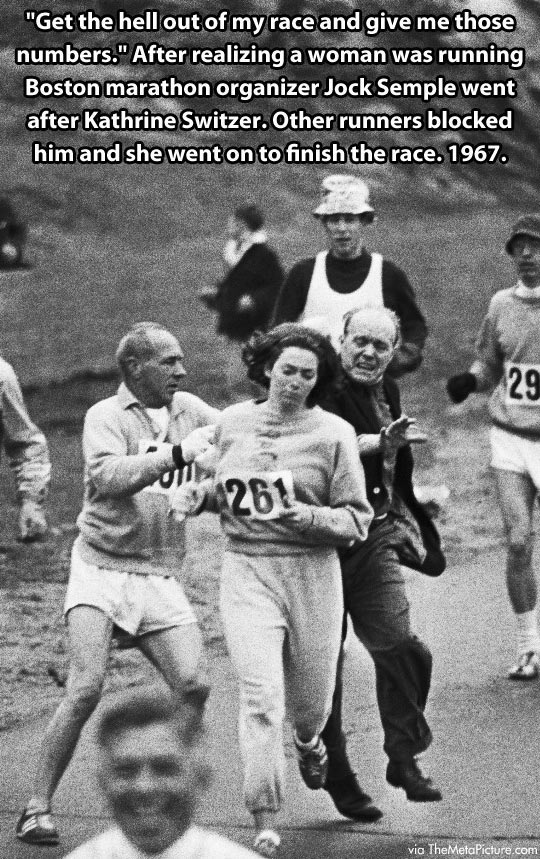 cool-Kathrine-Switzer-marathon-woman-Boston