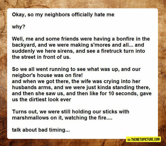 cool-neighbors-fire-backyard-hate