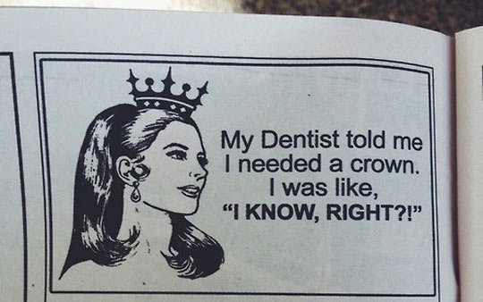 cool-girl-crown-dentist-literally