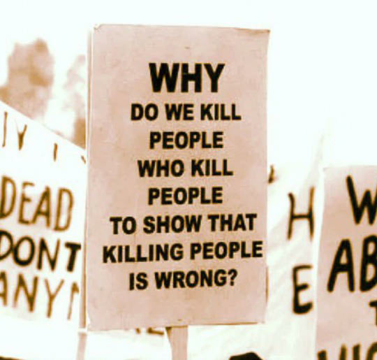 sign-why-people-kill-protest